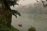 Naanriver, not humidity but smog of the many forest-fires in Thailand and Laos