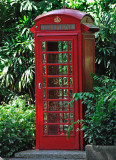 GPO (UK) Red Telephone Box