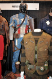 Costumes from Captain America