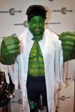 One very happy Hulk