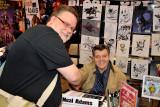 Meeting the legendary Neal Adams