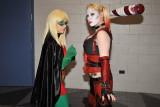 Robin & Harley Quinn