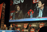 The Walking Dead's Lauren Cohan and Steven Yeun