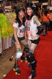 Zombie Roller Deby Girls
