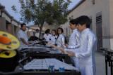 SCPA Drumline Rancho Cucamonga 2012