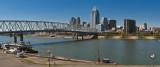 Cincinnati and the Ohio River