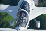 Speed Canard pilot and passenger