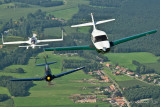 Commander 114, T6 and Speed canard