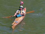 Kayaker John Craun paddles 400 miles