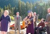 Kate and Ethan's wedding