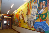 WPA mural, restored2