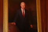 Norman Borlaug portrait