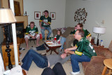 Intense Packer fans