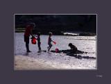 Vigo: En la playa - Beach