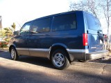 Soon to be an Astro Camper Van!