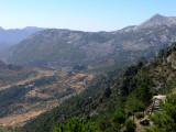the road to grazalema
