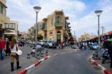 Strolling on Jaffa