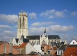 Mechelen, Flanders, February 2012