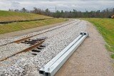 Ballast and signal poles