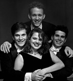 1991 - HIGH STRUNG QUARTET FOR UNSTRUNG VOICES