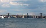Pair of bridges