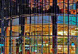 Siam Paragon curtain of lights