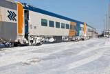 Polar Bear Express arriving in Moosonee