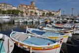 Sur la côte méditerranéenne entre les calanques de Marseille et Sanary-sur-Mer