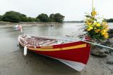 Semaine du Golfe 2011 – Lundi 30 mai : fête pour la bénédiction de la yole La fée du Traon