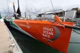 Volvo Ocean Race 2011 / 2012 - Groupama 4 baptism - Baptême du VO 70 Groupama 4
