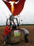 Lorraine Mondial Air Ballons 2011 - International hot air balloons meeting - Journée du samedi 30/07