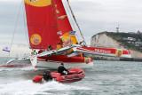 Trophée 2011 du Port de Fécamp - Régates de multicoques de la classe Multi50