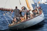 Voiles de Saint-Tropez 2011 - Journée du vendredi à bord de Cachalot la vedette de Christian