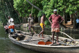 South India 2 weeks trip – From Periyar to Nedumudy and a day aboard a Rice House Boat to Chittirakayal