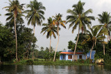 South India 2 weeks trip – From Chittirakayal to Aleppey in our Rice House Boat and trip to Cochin