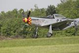 Nort American P-51 (Mustang)