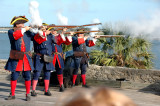 Flintlocks in action