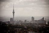 Auckland panorama from One Tree Hill
