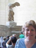 Visiting the Louvre on Easter Monday