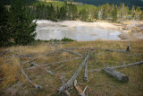 Mud Volcano Area, Yellowstone National Park