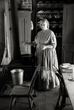 Candle Making, Upper Canada Village, Morrisburg, Ontario