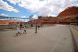 Dam Tour, Glen Ganyon Dam, Page, Arizona