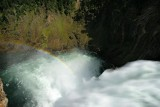 Brink Of The Upper Falls, Yellowstone National Park