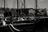 Lunenburg harbour, Lunenburg, NS