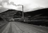 Copper Smelter, Murdochville, PQ
