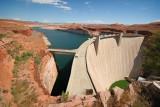 Glen Ganyon Dam, Page, Arizona