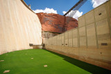 The Dam Grass, Glen Ganyon Dam, Page, Arizona