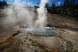Beryl Spring, Yellowstone National Park