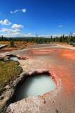 Devils Paint Pots, Yellowstone National Park
