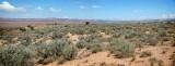 Arizona Roadside Panorama